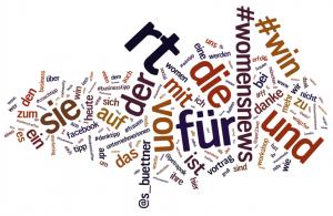 Beispiel für Wordle