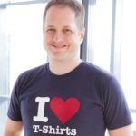 Philip Rooke CEO Spreadshirt headshot