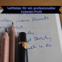 Leitfaden für ein professionelles internationales LinkedIn-Profil