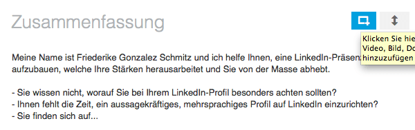 Linkedin Zusammenfassung Social Media International